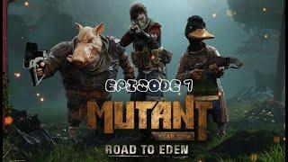 """ДОМ КОСТЕЙ. """"Mutant Year Zero: Road to Eden"""" №7"""
