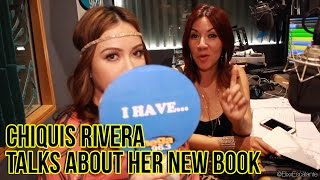 Chiquis Rivera Talks About Her New Book / RaqC