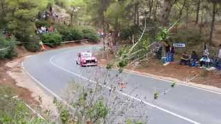 preview picture of video 'Rally de Totana Subida a la Santa by David Ramos P'