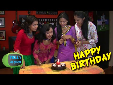 Happy Birthday Anushka Shastri - Shastri Sisters Colors Tv Show