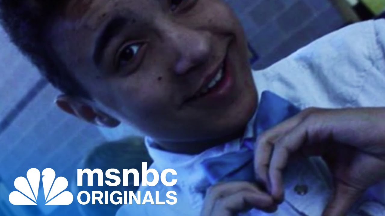 After Suicide, Gay Teen Can't Donate Organs    Originals   msnbc thumbnail