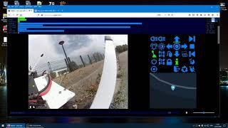 First TRX4 FPV 4G GPS outdoor