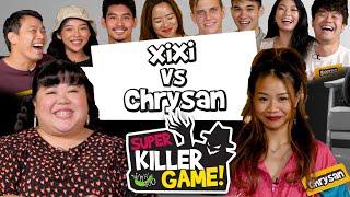 Killer Game S4E9 - Xixi VS Chrysan