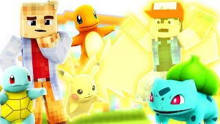 Pokemon Anime - ASH GETS PIKACHU! (Minecraft Pixelmon Anime Roleplay) #1