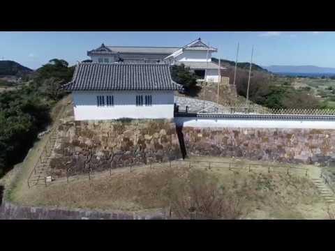富岡城(VISITあまくさ実行委員会様)