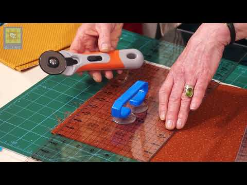 How to use EZ Quilting Rulers with Jennie Rayment