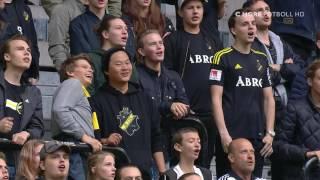 """Här hyllar AIK en """"saknad generation"""" - gick in med pensionärer - TV4 Sport"""