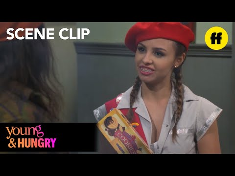 Young & Hungry   Season 5, Episode 5: Sofia Sells Cookies   Freeform