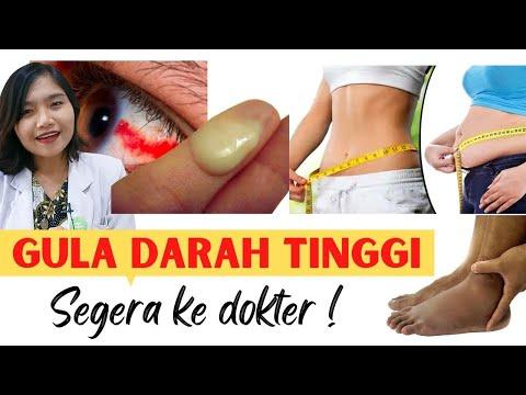 10 Gejala Gula Darah Tinggi, Sepele tapi Bahaya !   dr. Emasuperr