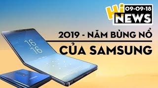 2019 - Năm bùng nổ của Samsung