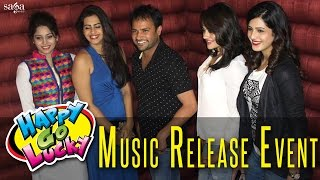 "Music Release of ""Happy Go Lucky"" - Amrinder Gill 