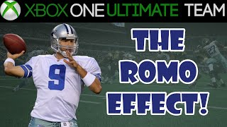 Madden 15 - Madden 15 Ultimate Team - THE ROMO EFFECT | MUT 15 Xbox One Gameplay