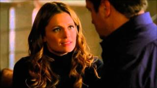 "Castle 6x14 ""Dressed To Kill"" End Scene and Kiss"