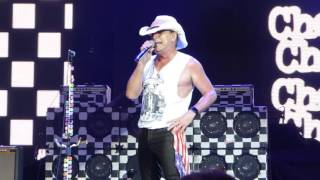 """Baby Loves to Rock & Bass Solo"" Cheap Trick@BBT Pavilion Camden, NJ 7/31/16"