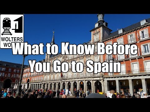 Spain vs America: What You Should Know Before You Visit Spain