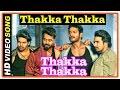 Thakka Thakka Tamil Movie | Songs | Thakka Thakka song | Vikranth | Vishal | Arya | Vishnu