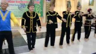 Tarian Sumazau By SYNERGY INTIM (Majlis Riang Ria Raya)