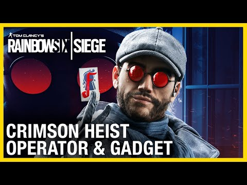 Download Rainbow Six Siege: Crimson Heist Operator Gameplay Gadget and Starter Tips | Ubisoft [NA] HD Mp4 3GP Video and MP3