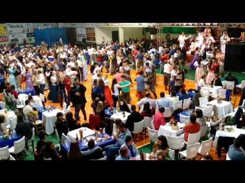 Cantar Galponeiro em Arvoredo - SC / 21-05-16