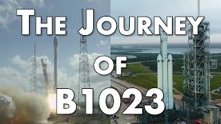 The Journey Of B1023