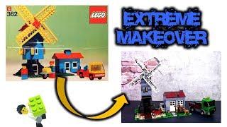 Vintage LEGO 362 Windmill Remake
