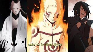 NARUTO VS JIGEN Boruto Naruto Next Generations 37 Spoiler Parte 5