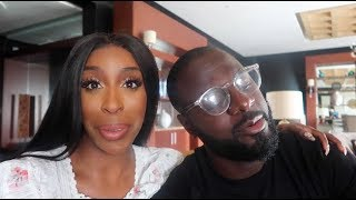 What We Got Each Other For Xmas: Nigeria Vlog