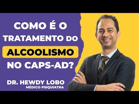 Tratamento de tempo de alcoolismo