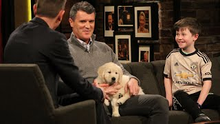 When Darragh met Roy! | The Late Late Show | RTÉ One