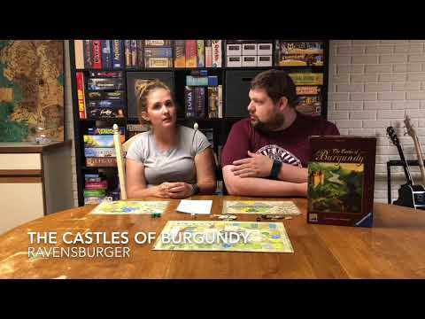 Pounds and Inches: 413 and 157, Castles of Burgundy