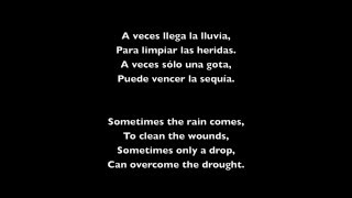 Marc Anthony - Vivir Mi Vida (Lyrics Spanish & English) (With Intro) (HD)