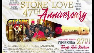 Stone Love | Renaissance | Matterhorn 27 Nov 2019 Florida US | Stone Love 47th Anniversary