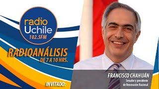 Francisco Chahuán aborda los emplazamientos al Gobierno para extender el IFE