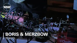 Boiler Room with Merzbow