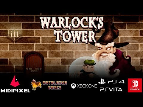Warlock's Tower - Launch Trailer thumbnail