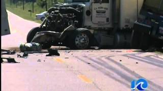 preview picture of video 'Suffolk route 32 deadly crash'