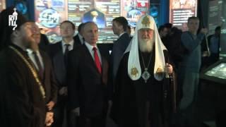 В Москве открылась выставка XV церковно-общественная выставка-форум «Православная Русь»