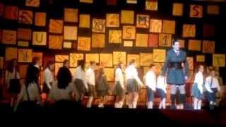preview picture of video 'Matilda, musical, C.J. Don Bosco Villena'