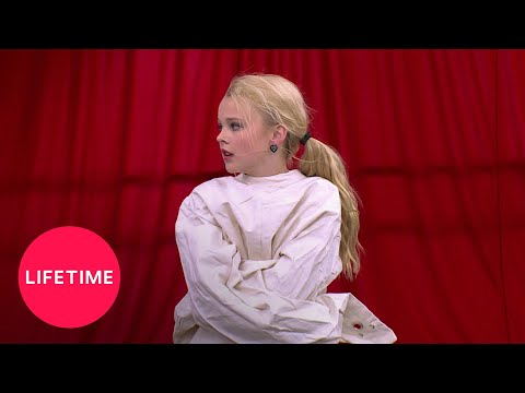 Dance Moms: JoJo Straightens Up (Season 5 Flashback) | Lifetime