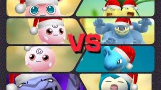 Wigglytuff  - (Pokémon) - Pokémon GO Gym Battles 3 Gym takeovers Igglybuff Wigglytuff Ditto Raticate Golbat & more