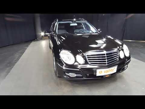 Mercedes-Benz E 280T CDI 4matic Avantgarde STW A, Farmari, Automaatti, Diesel, Neliveto, OXY-600