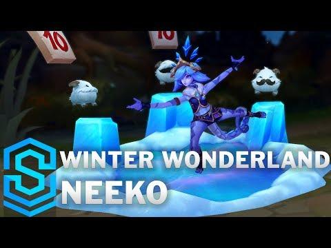 Neeko Mùa Đông Kì Diệu