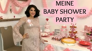 BABY SHOWER PARTY I Sevins Wonderland