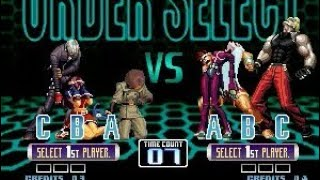 [TAS] Especial 10000 Suscriptores - The Glitch of Fighters 2002
