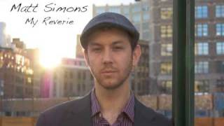 Matt Simons - My Reverie (Audio Only)