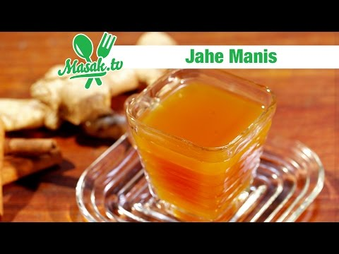 Video Jamu Jahe Manis | Minuman #097