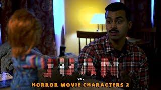 Juan vs Horror Movie Characters 2   David Lopez