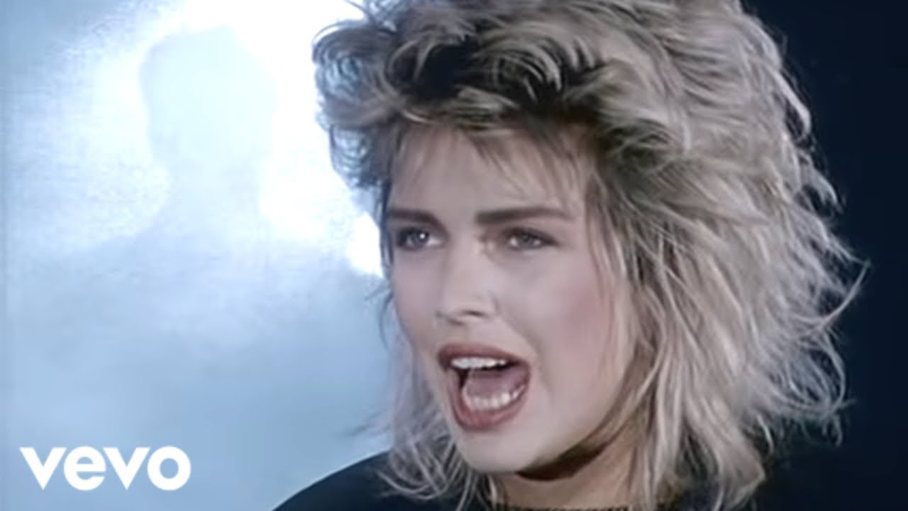 Kim Wilde – You Keep Me Hangin' On