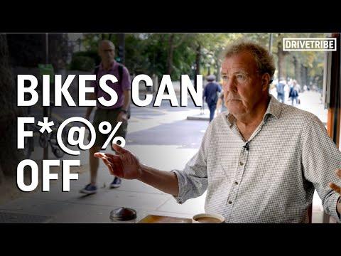 Clarkson vysvětluje, proč cyklisté škodí životnímu prostředí