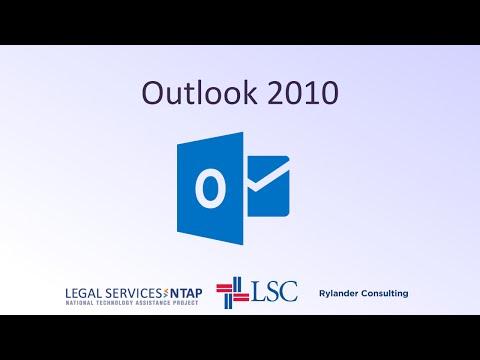 Microsoft Outlook Training - YouTube